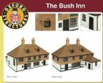 Oxford Structures OS76T002 The Bush Inn (Pre-Built)